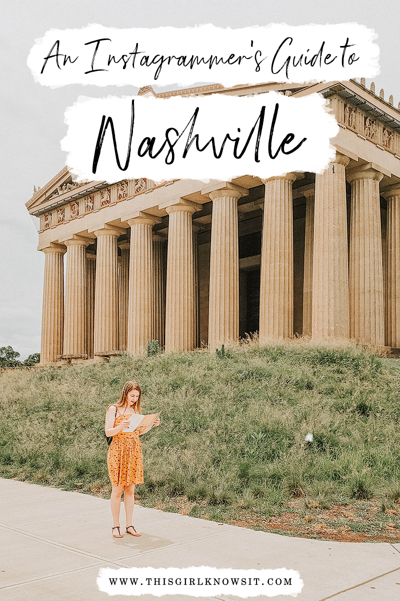 An Instagrammer's Guide to Nashville